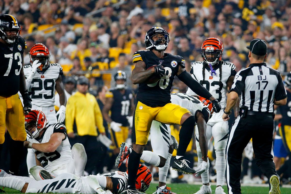 Steelers Vs Bengals Week 4 3rd Quarter Live In Game