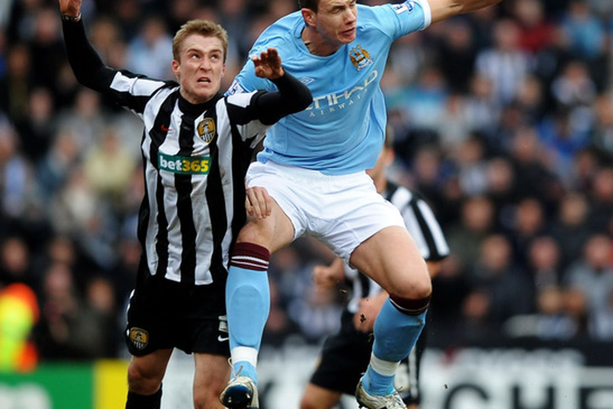 Looks like Dzeko is the only acquisition for Manchester City.