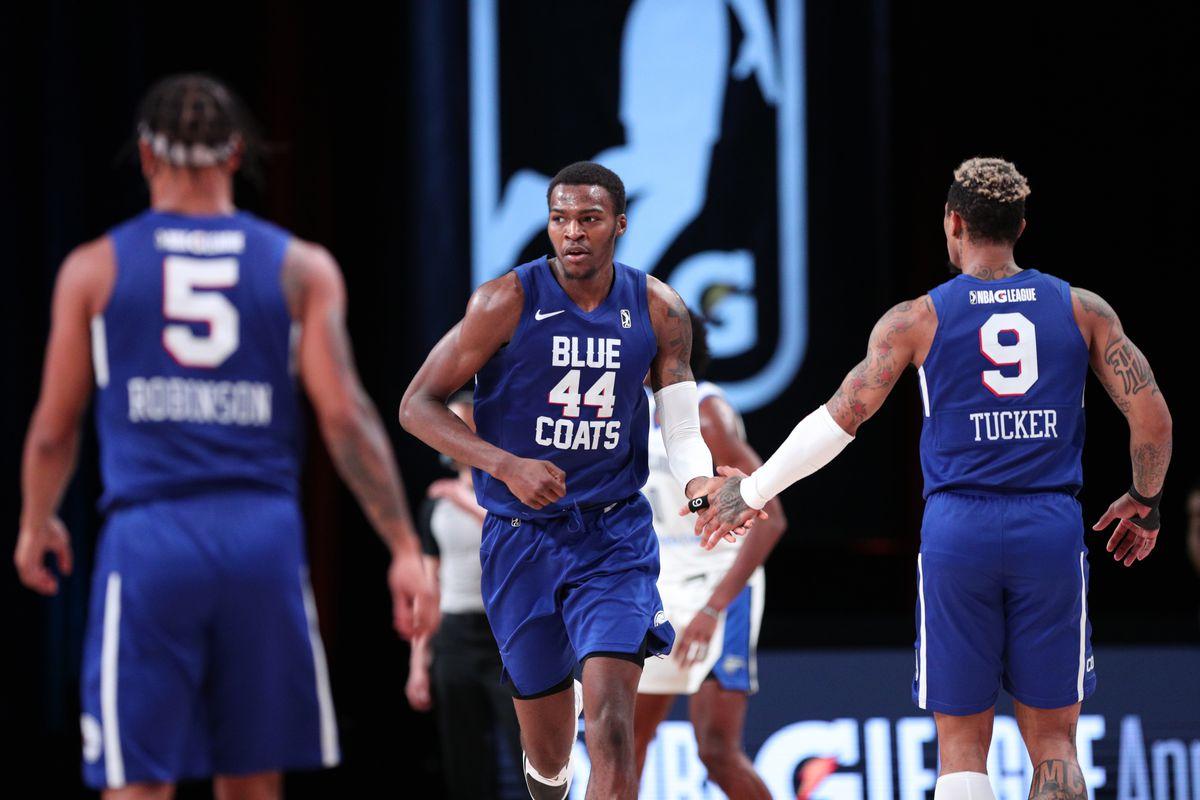 2021 NBA G League Finals - Lakeland Magic v Delaware BlueCoats