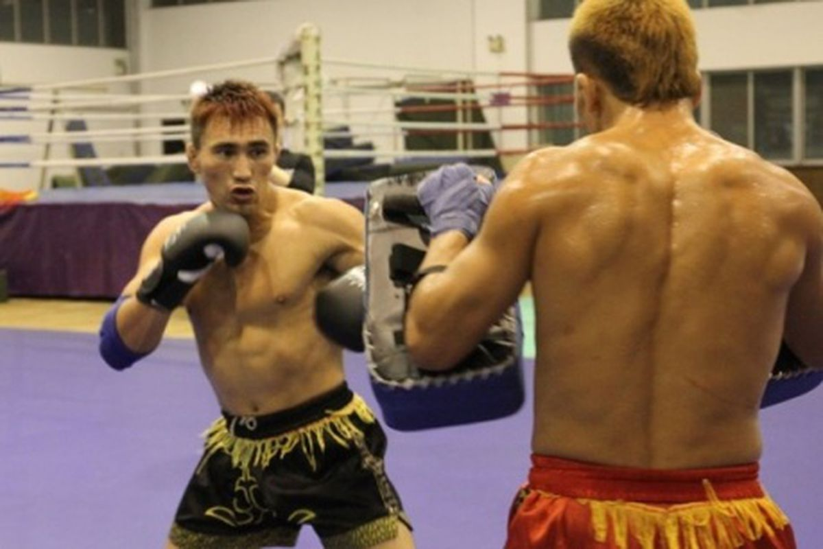 chinese mma promotions