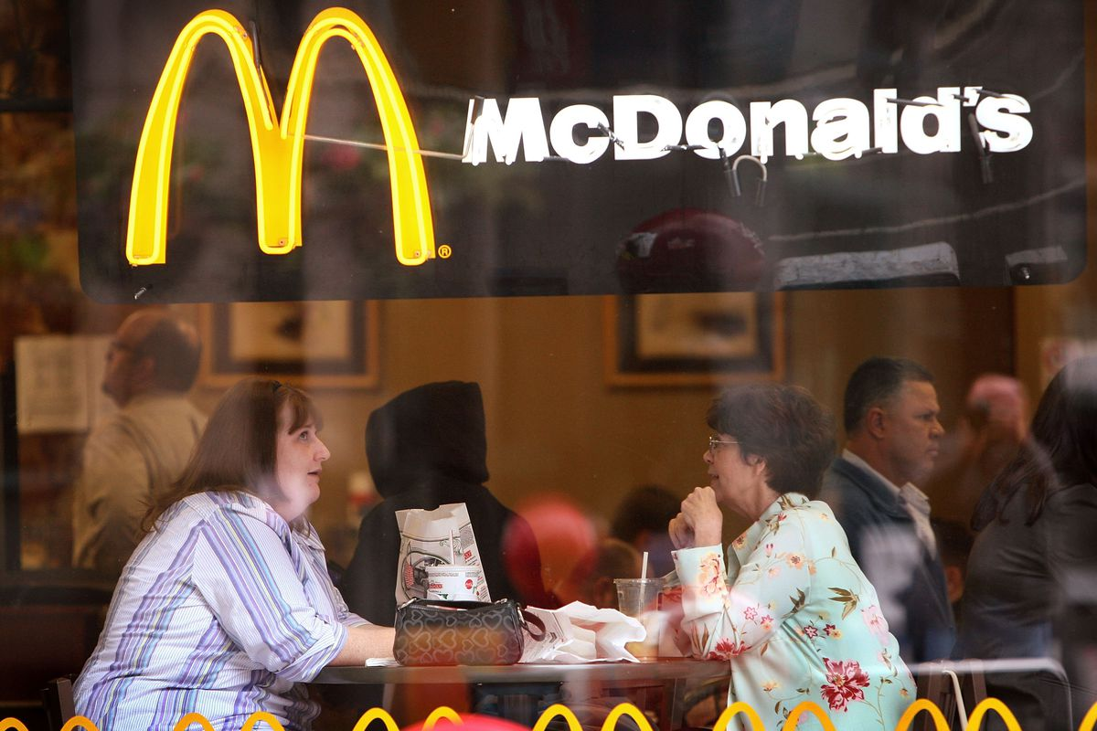 McDonald's staff tell Muslim customer to take off headscarf