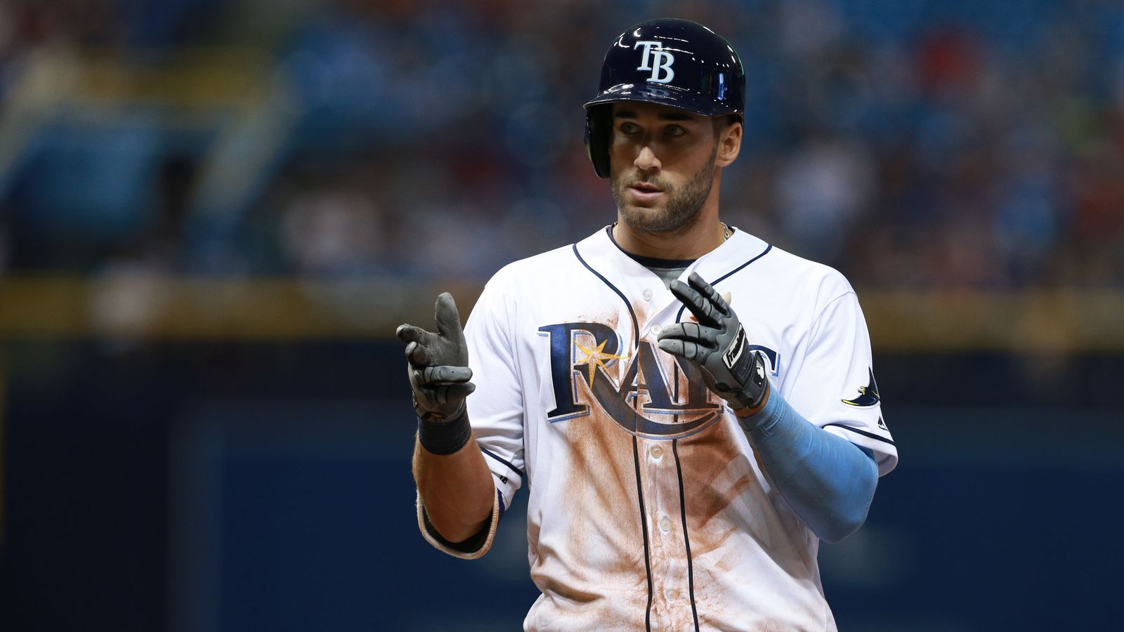 "Rays are ""very"" interested in Kevin Kiermaier contract ..."