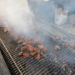 Charles Grund, Jr, Hill Country Barbecue Market