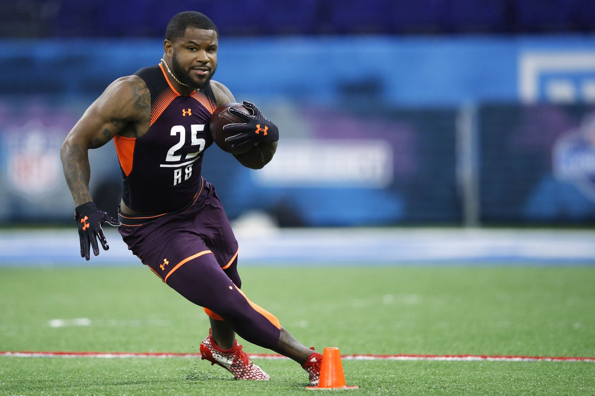Nfl Combine Results 5 Winners 2 Losers From Rbs On Bench