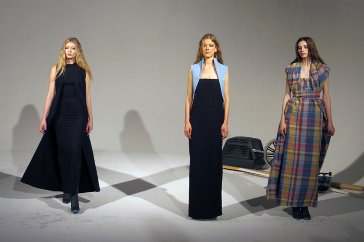 LA designer Mike Vensel's latest collection.