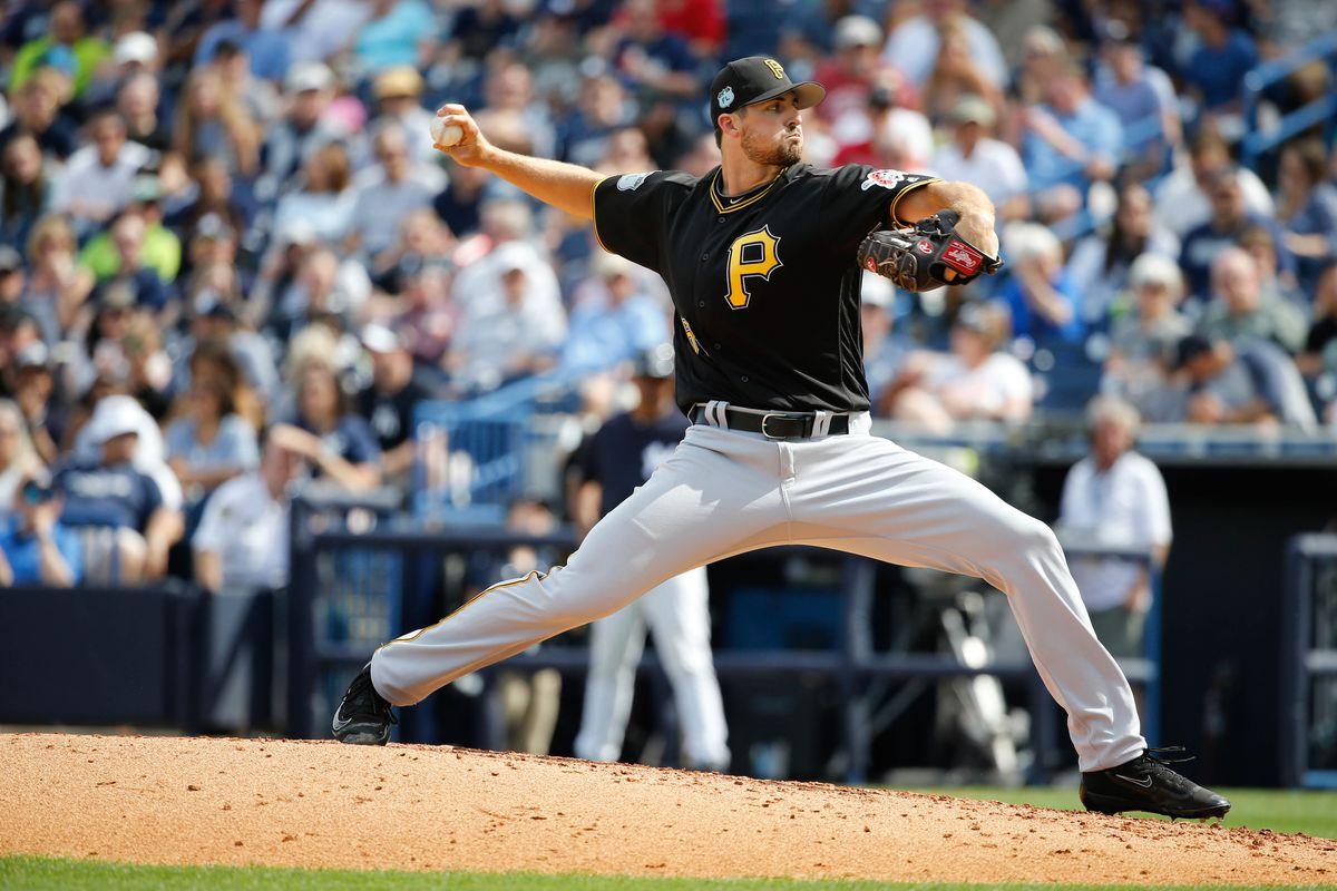 MLB: Spring Training-Pittsburgh Pirates at New York Yankees