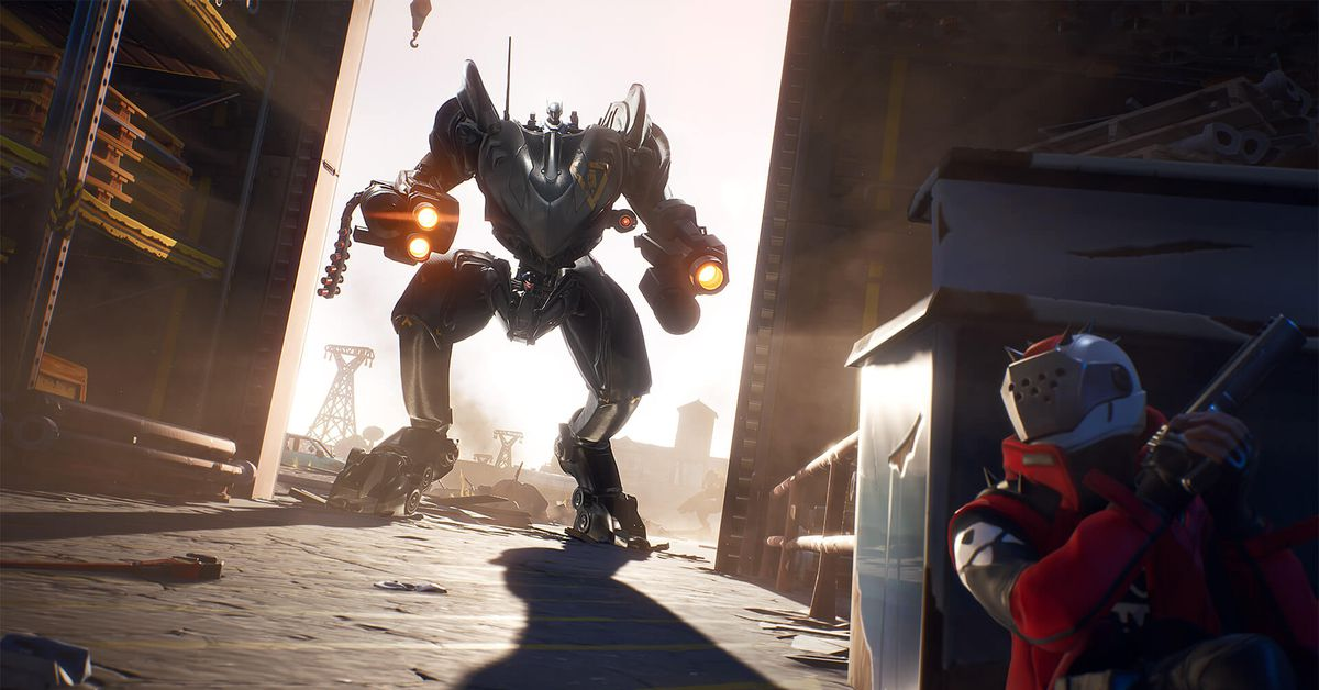 Why you can't play Fortnite's new Marvel season on iPhone or Mac – Polygon