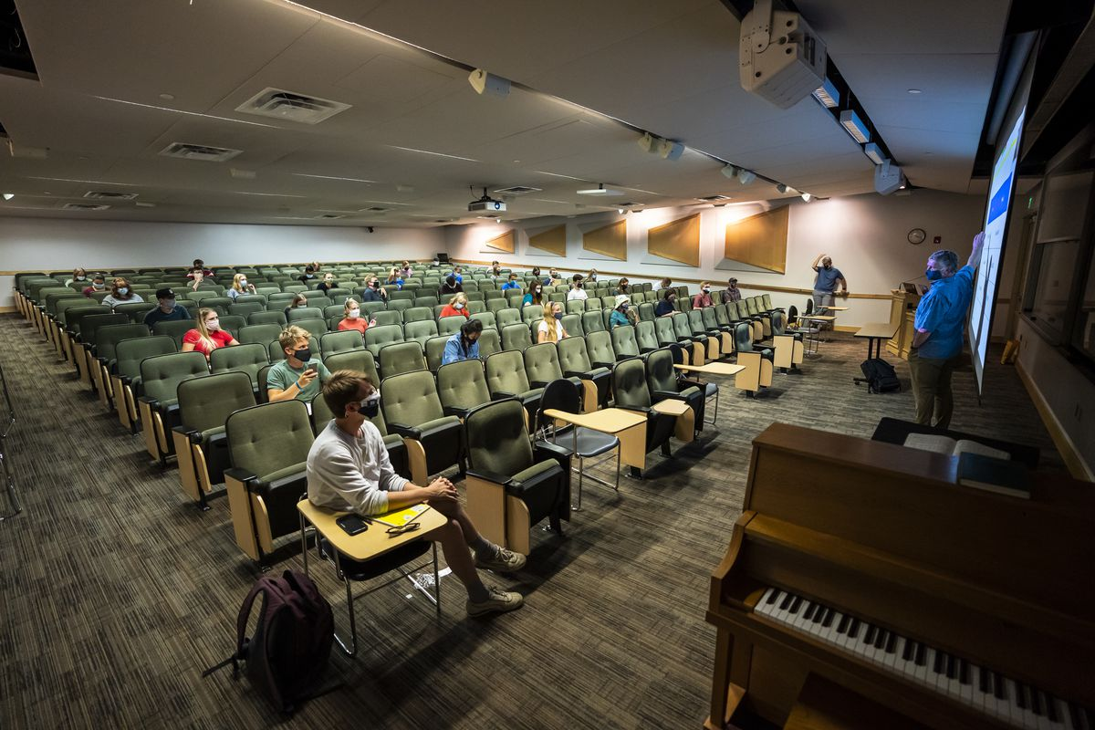 BYU urges caution after 40 students test positive for COVID 19