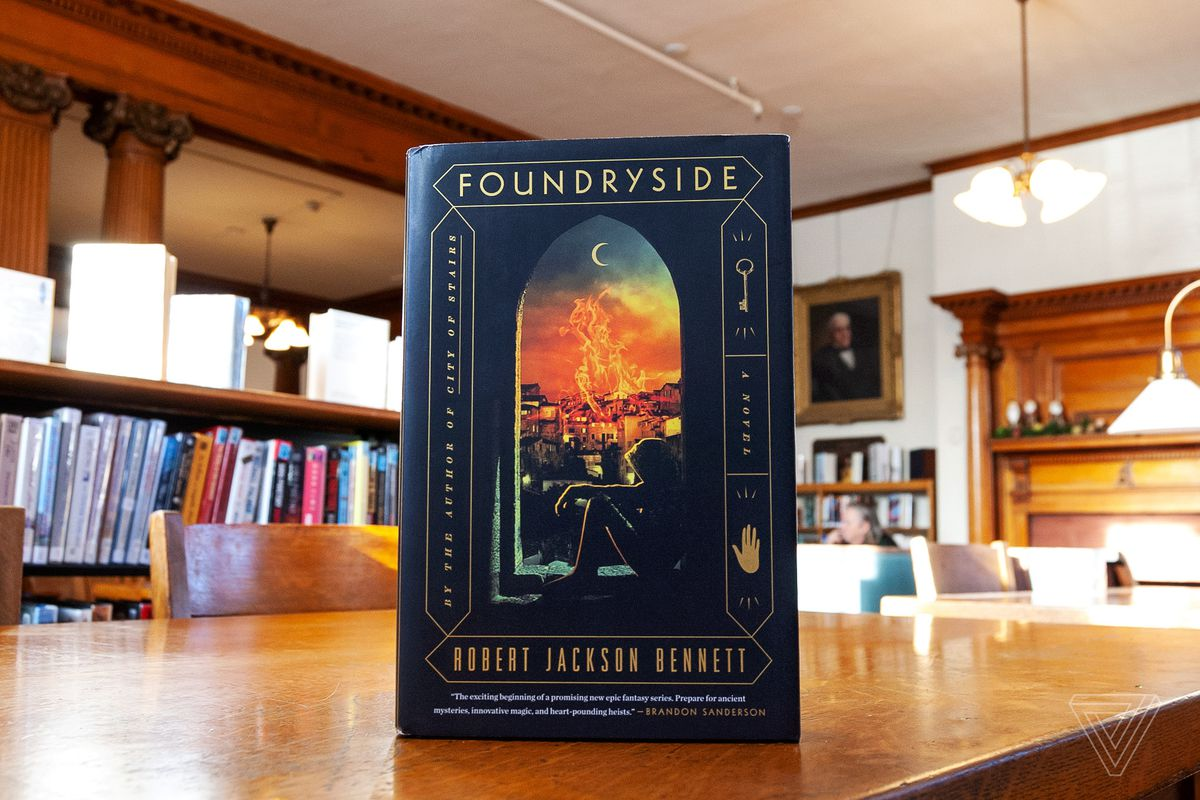 Foundryside Is A Cyberpunk Adventure Wrapped In An Epic Fantasy