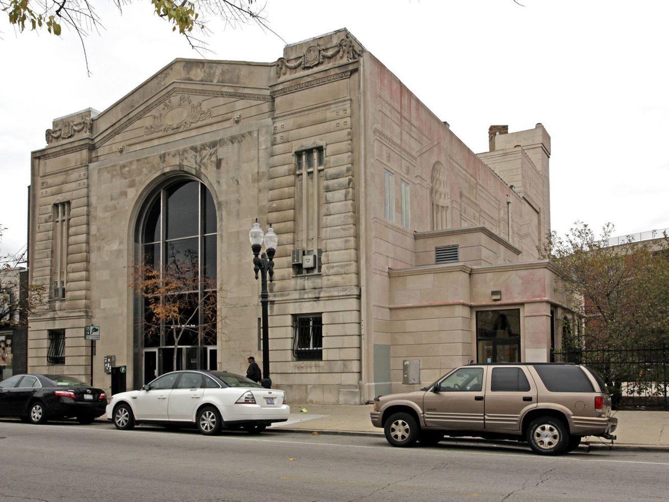1050 W. Wilson Avenue, the future home of Double Door