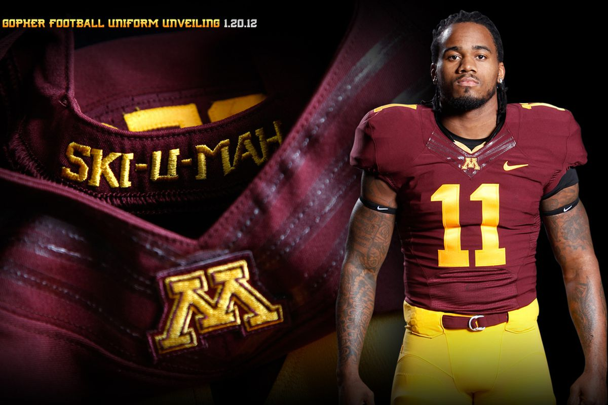 08cdc057ec0 Minnesota Gophers Football: Nike Renewed As Uniform Provider For All  Minnesota Sports - Here's Why You Care. New ...