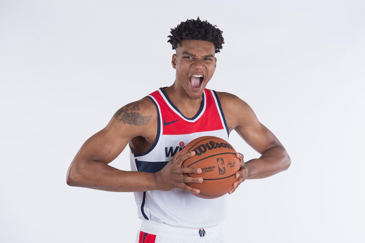 Washington Wizards Introduce Draft Picks - Portraits