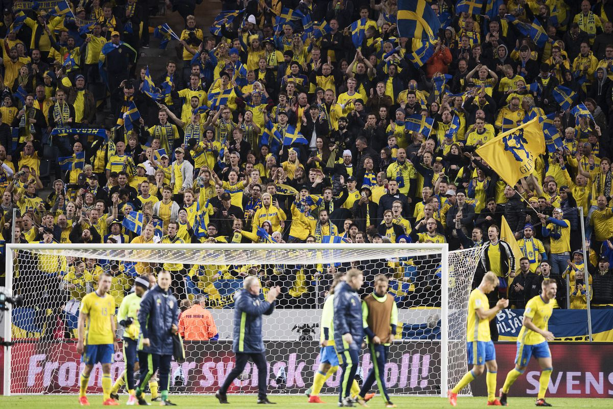 Sweden v Luxembourg - FIFA 2018 World Cup Qualifier