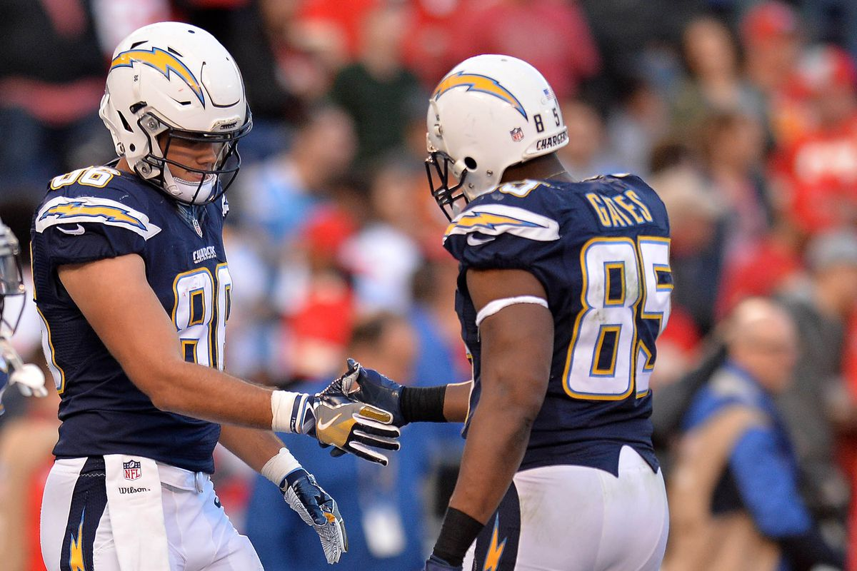 What Will Antonio Gates Role Be in 2017 Bolts From The Blue