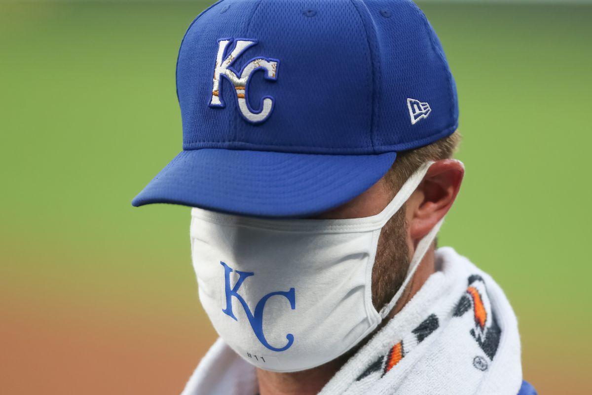 MLB: JUL 20 Astros at Royals