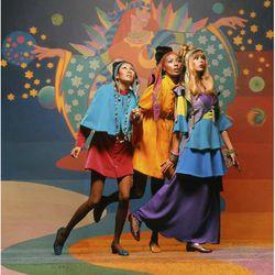 Marijke Koger-Dunham costumes. British Vogue, 1967