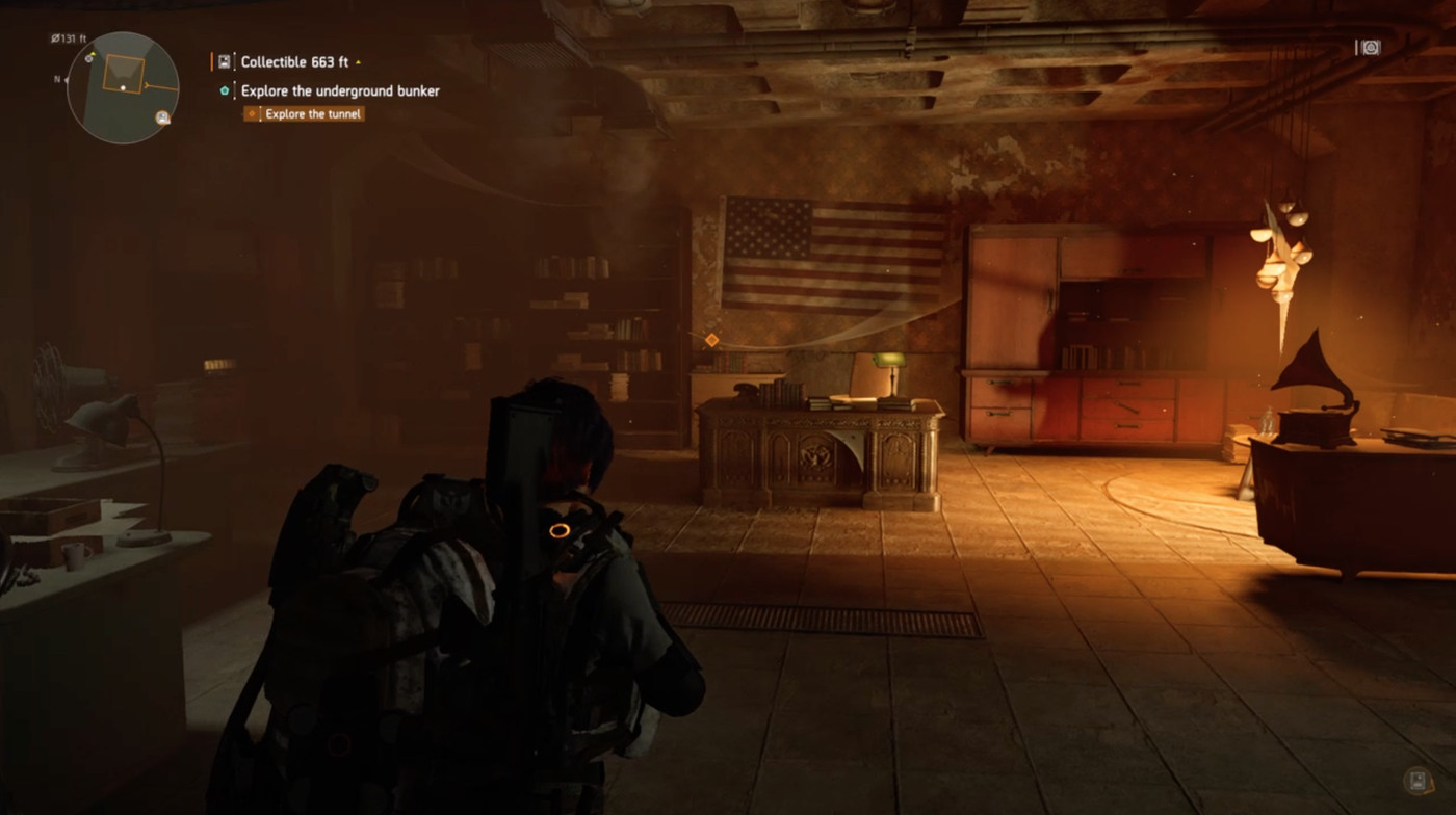 The Division 2 players are stumped by a secret bunker - Polygon