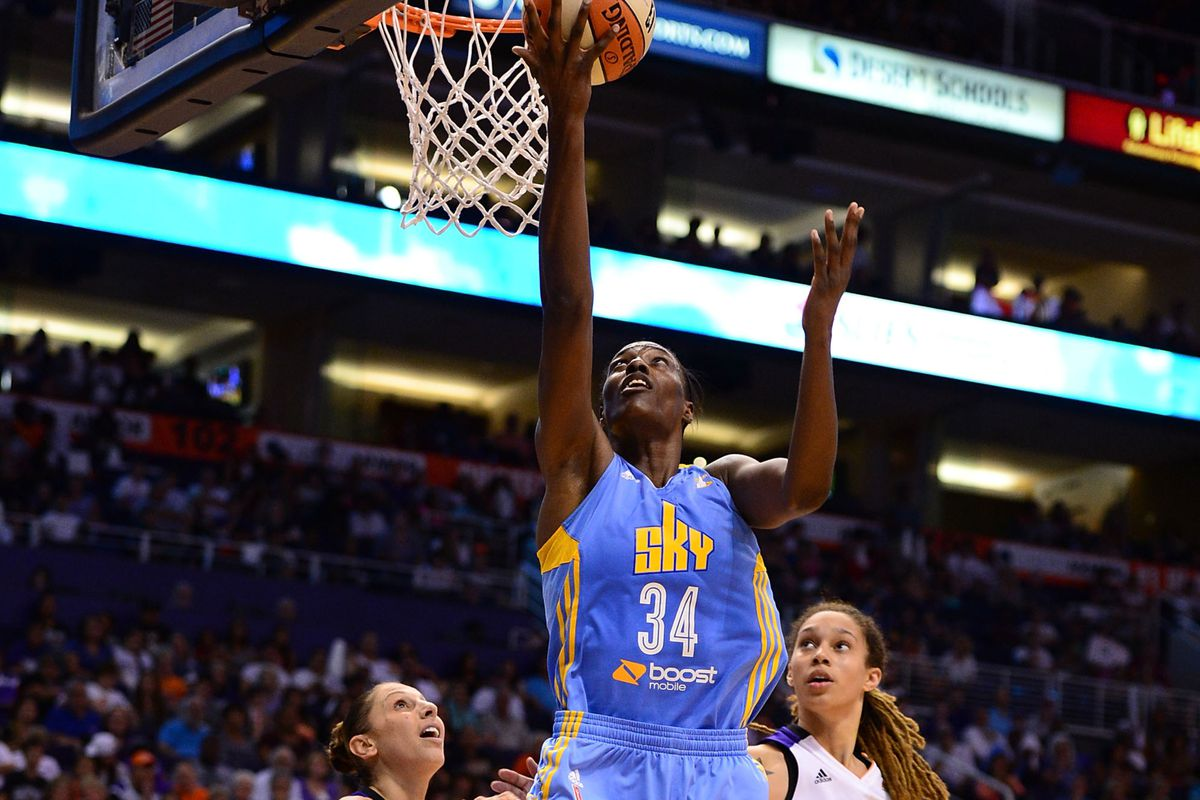 Sylvia Fowles has pulled out of the World Championships to heal her injuries.