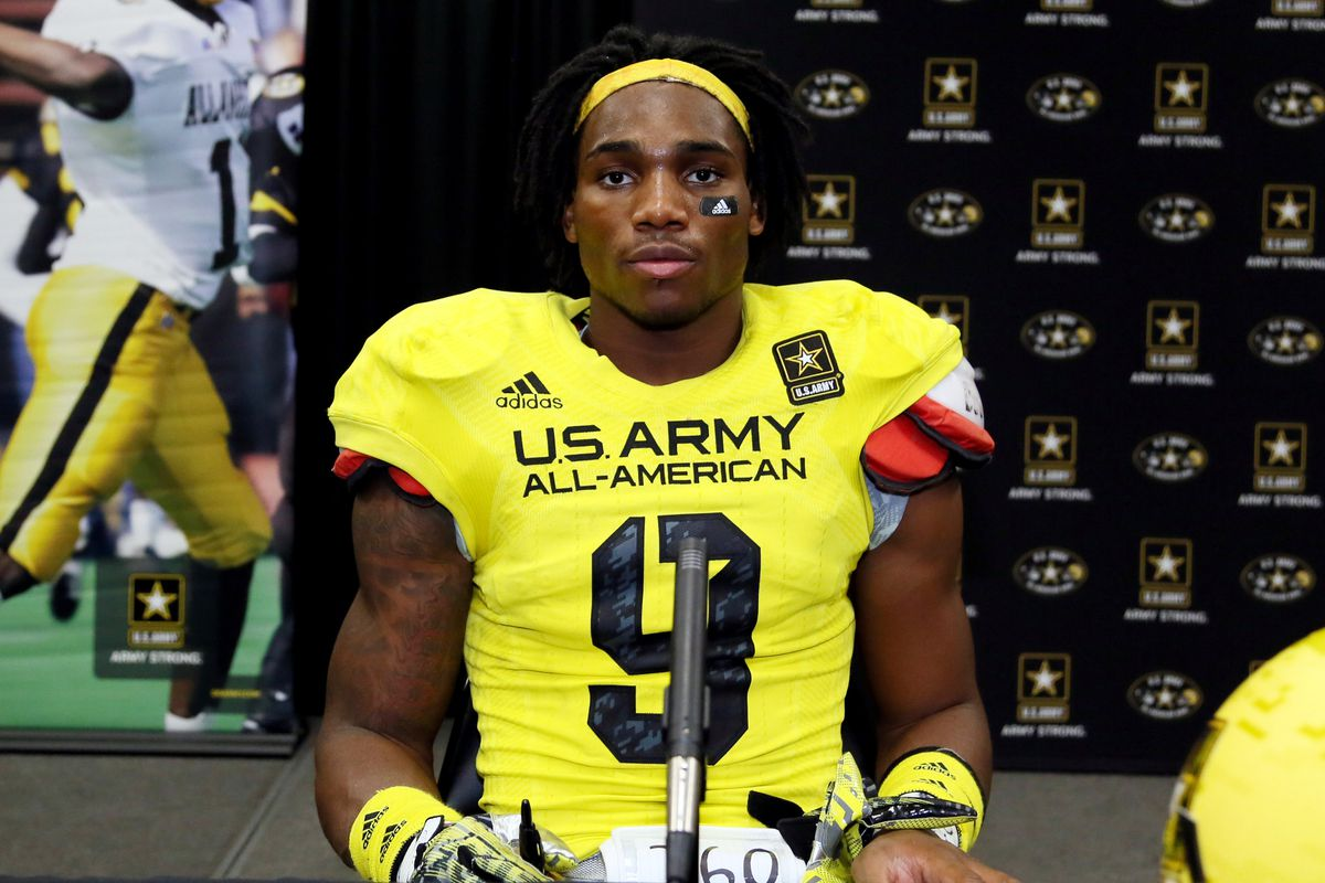 Jaylon Smith has been committed to Notre Dame since June