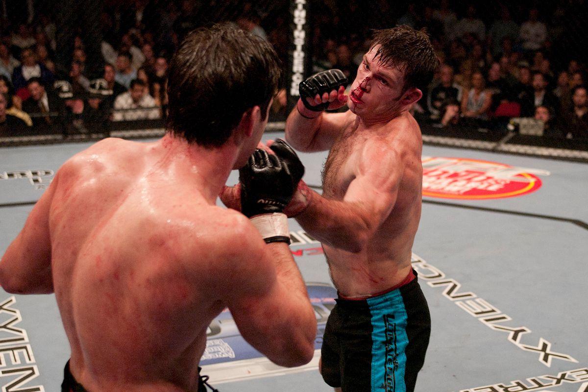 Forrest Griffin vs Stephan Bonnar TUF Finale 2005
