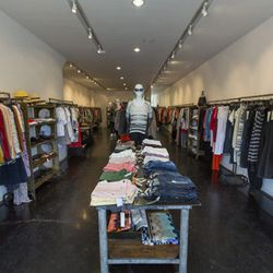 """Continue your designer bargain hunting at <a href=""""http://la.racked.com/archives/2014/05/20/las_38_best_independent_boutiques_spring_2014.php"""">essential</a> boutique <a href=""""http://www.madisonlosangeles.com"""">Madison</a> (1013 Swarthmore Ave), which recen"""