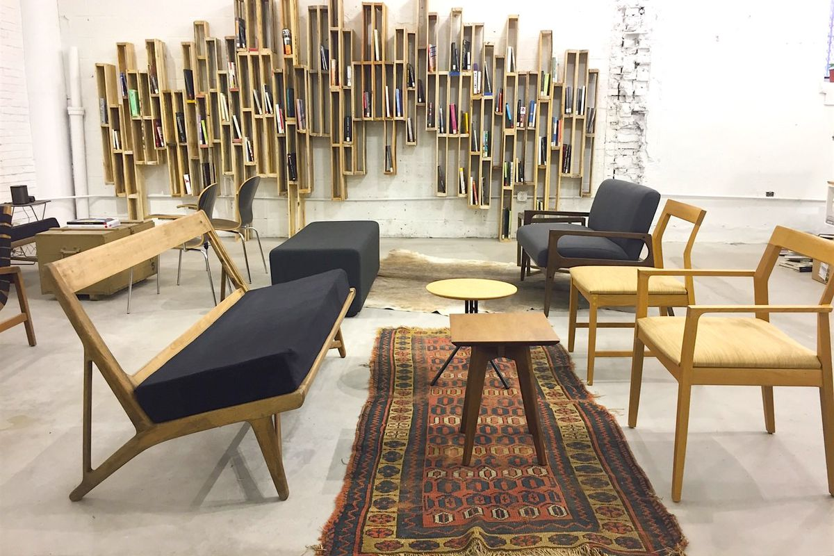 Pop Up Design Library Opens In Union Market