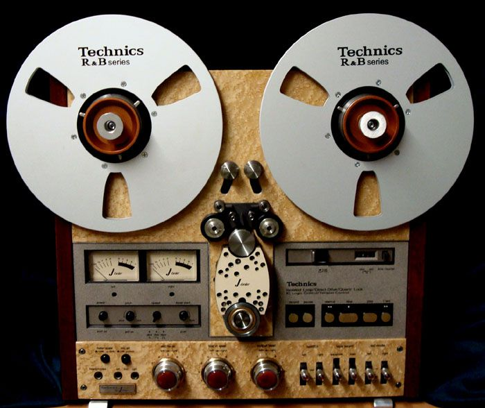 Reel To Reel Tape Is The New Vinyl The Verge