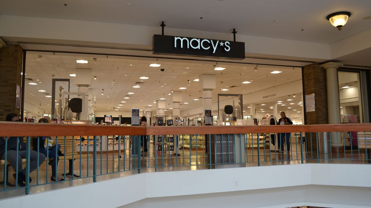 Macys Last Brand Standing >> The Woodbridge New Jersey Macy S Is A Petri Dish For The Brand