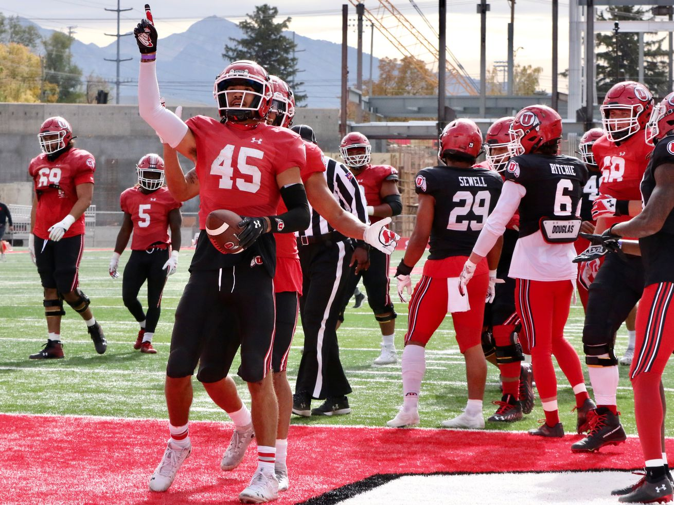Kyle Whittingham pleased with Utah's second scrimmage