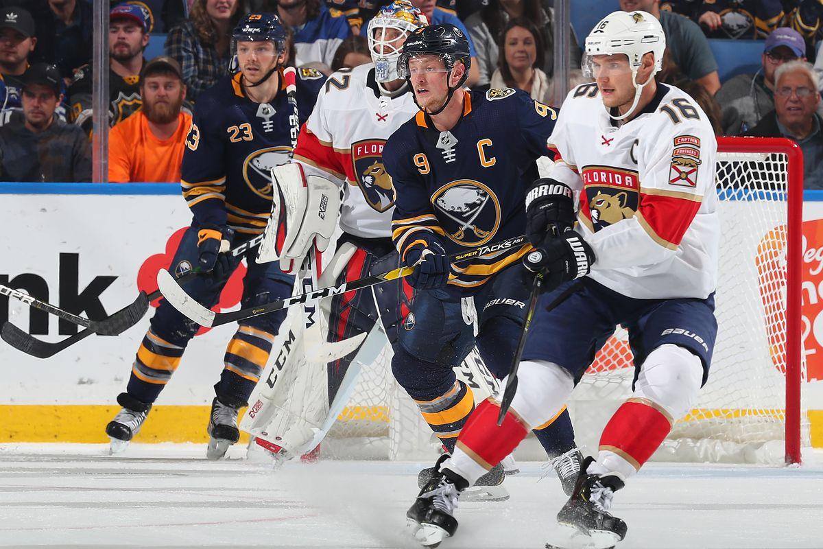 Florida Panthers v Buffalo Sabres