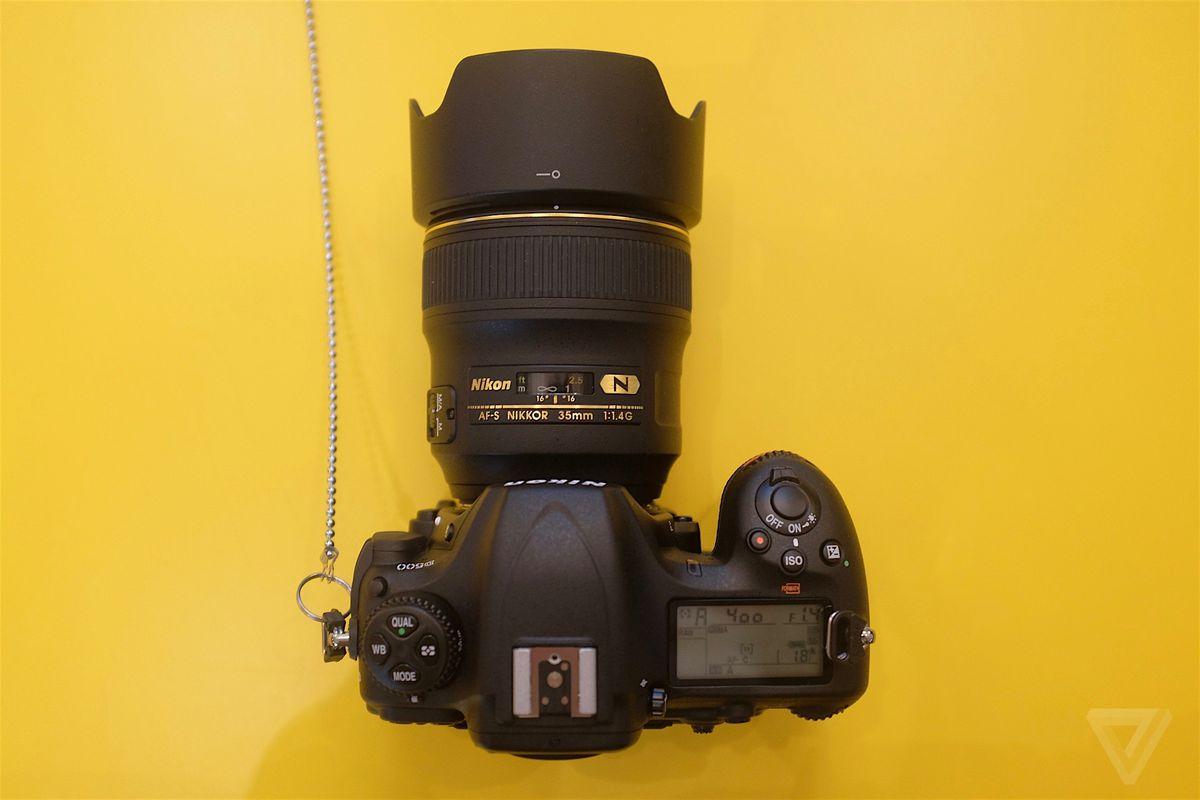 Nikon D5 and D500 photos