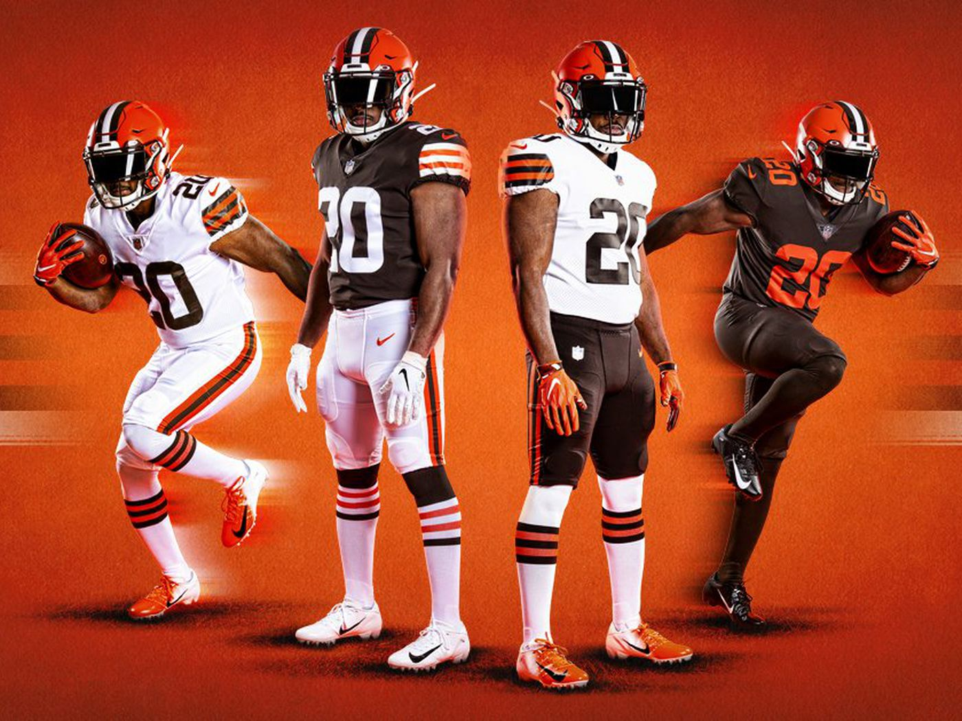 The Browns' new uniforms are a sign they're making good decisions ...