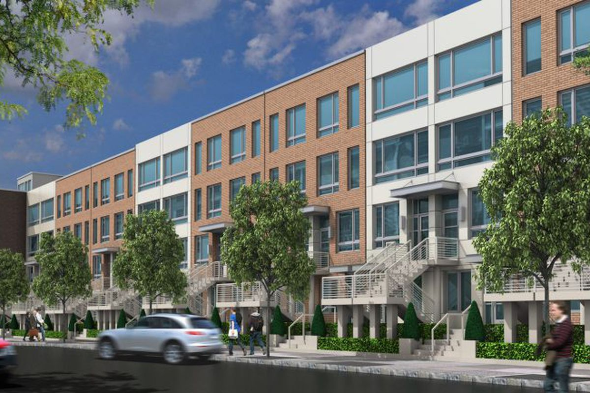 Long Island City will get 38 townhouse rentals targeting ...