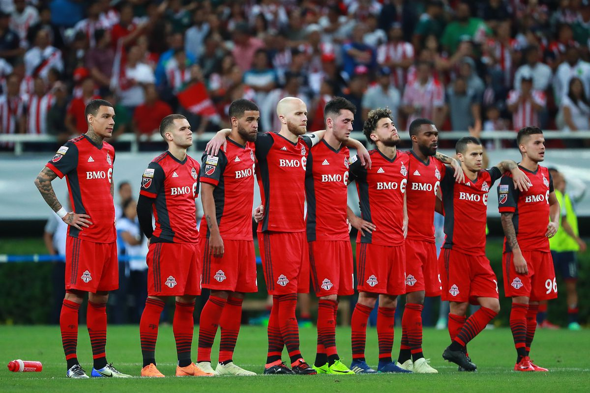 Toronto FC to play Independiente FC in 2019 Concacaf Champions League -  Waking The Red
