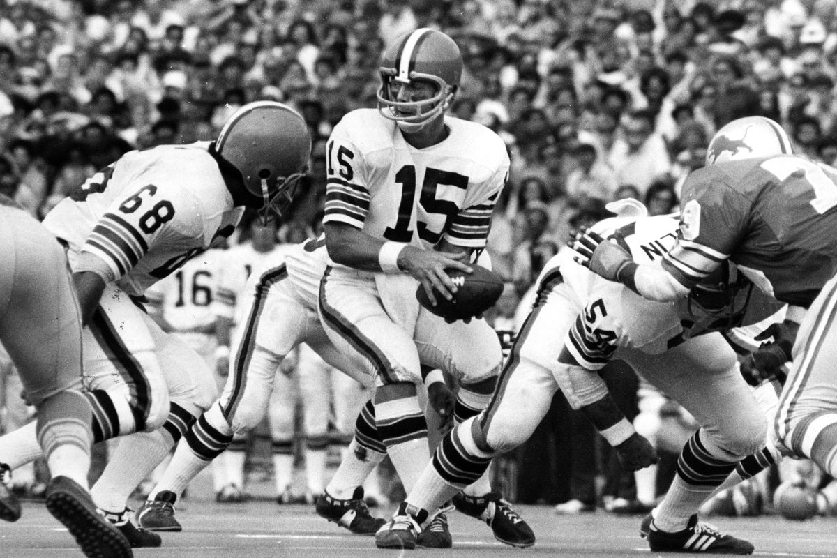 Cleveland Browns - 1970's Team File Photos