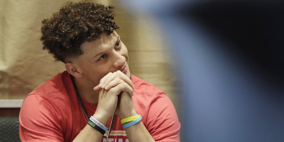 What did Chiefs see in Patrick Mahomes that Bears didn't? Perhaps an all-time great