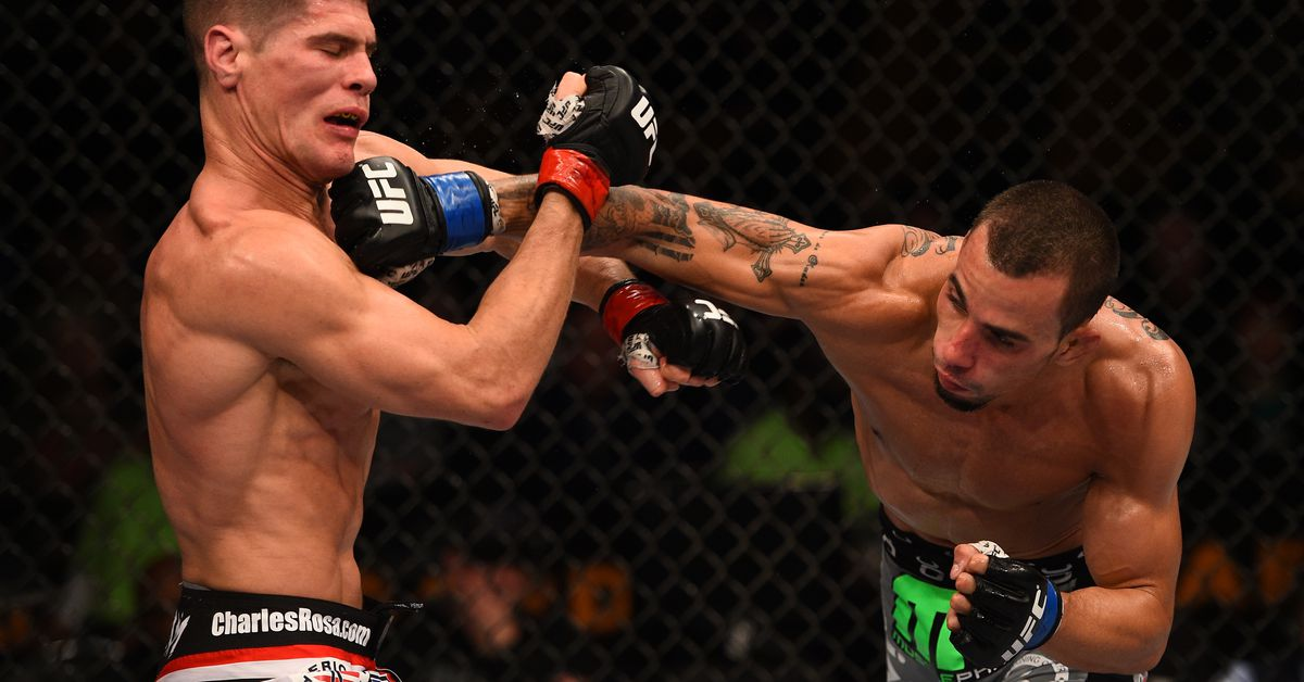 Sean Soriano books first UFC fight in six years against Christos Giagos at UFC 262