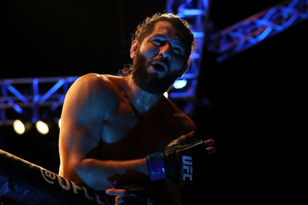 Pros react to wild backstage altercation between Jorge Masvidal, Leon Edwards at UFC London