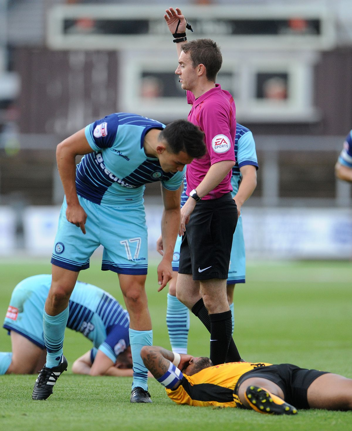 Newport County v Wycombe Wanderers - Sky Bet League Two