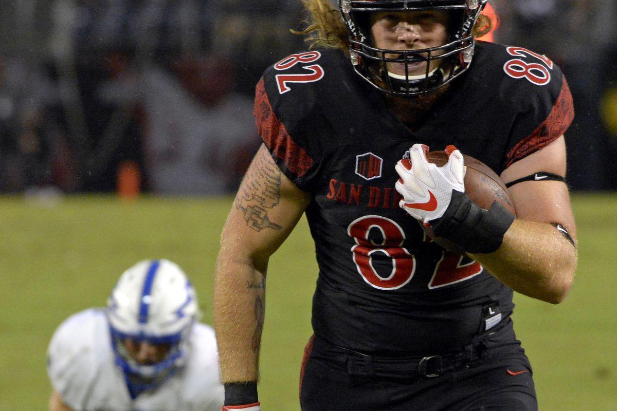 NCAA Football: Air Force at San Diego State