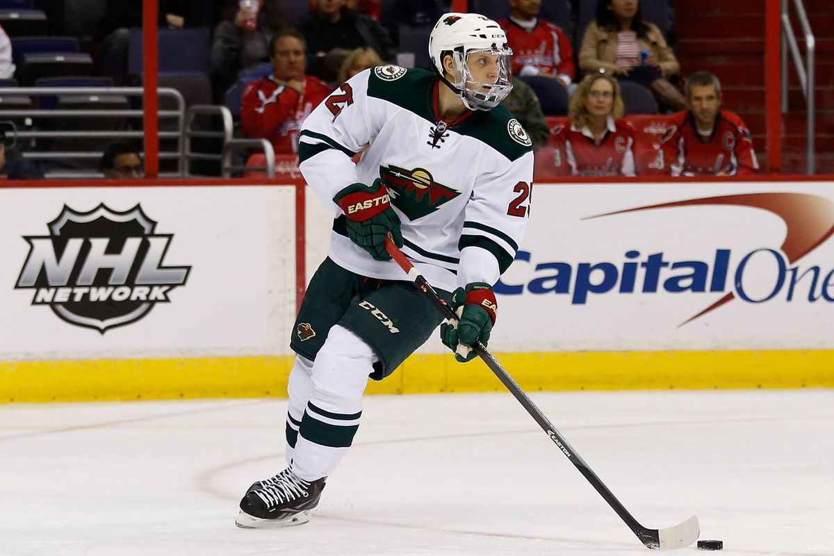 Jonas Brodin is perhaps the best move that Wild Assistant GM Brent Flahr made in his years of drafting.