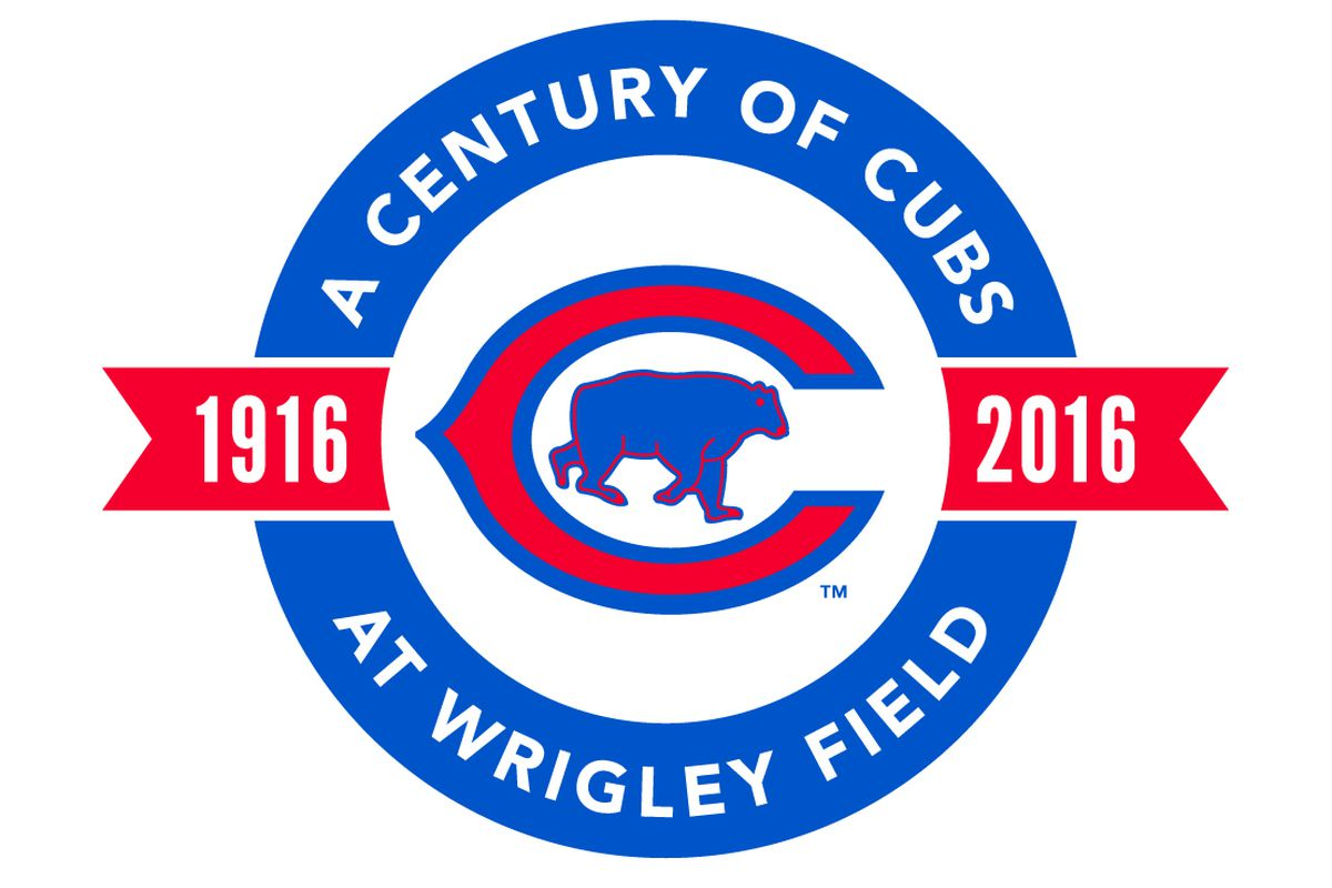 Cubs unveil another 100th anniversary logo bleed cubbie blue courtesy chicago cubs buycottarizona