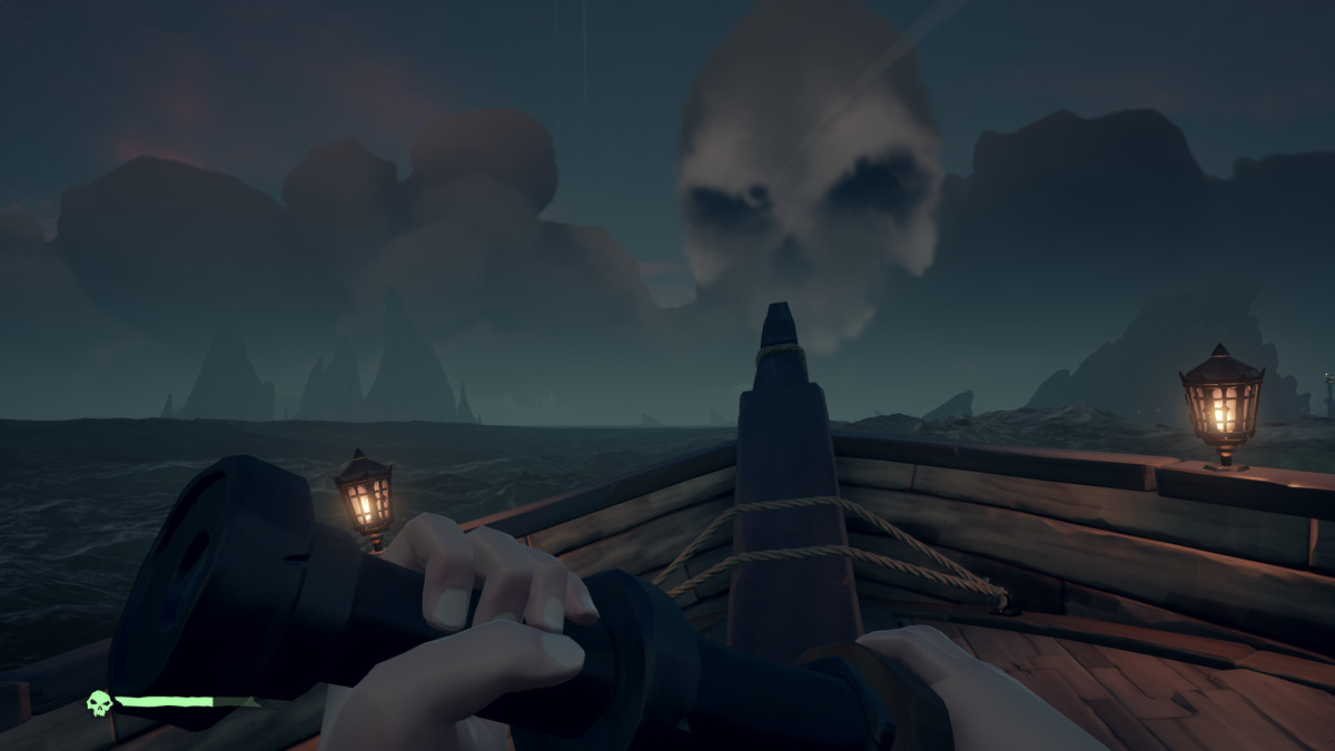 The case for sailing solo in Sea of Thieves - Polygon