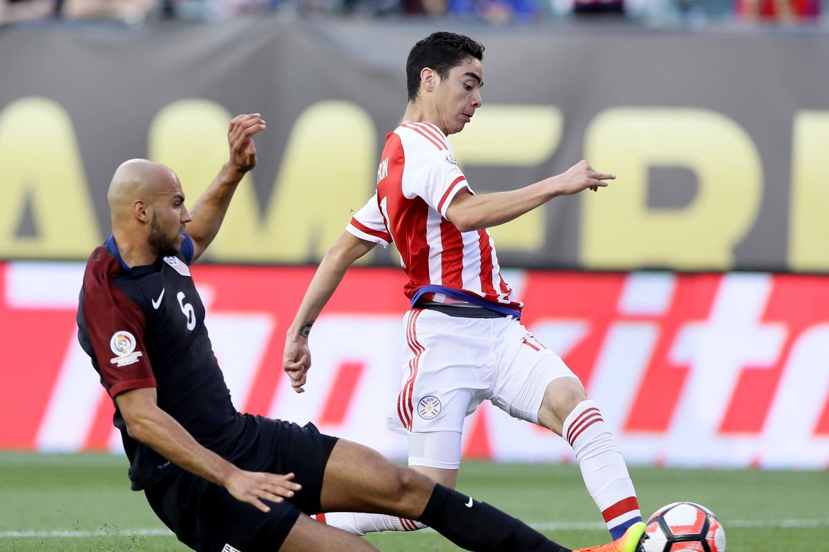 United States v Paraguay: Group C - Copa America Centenario