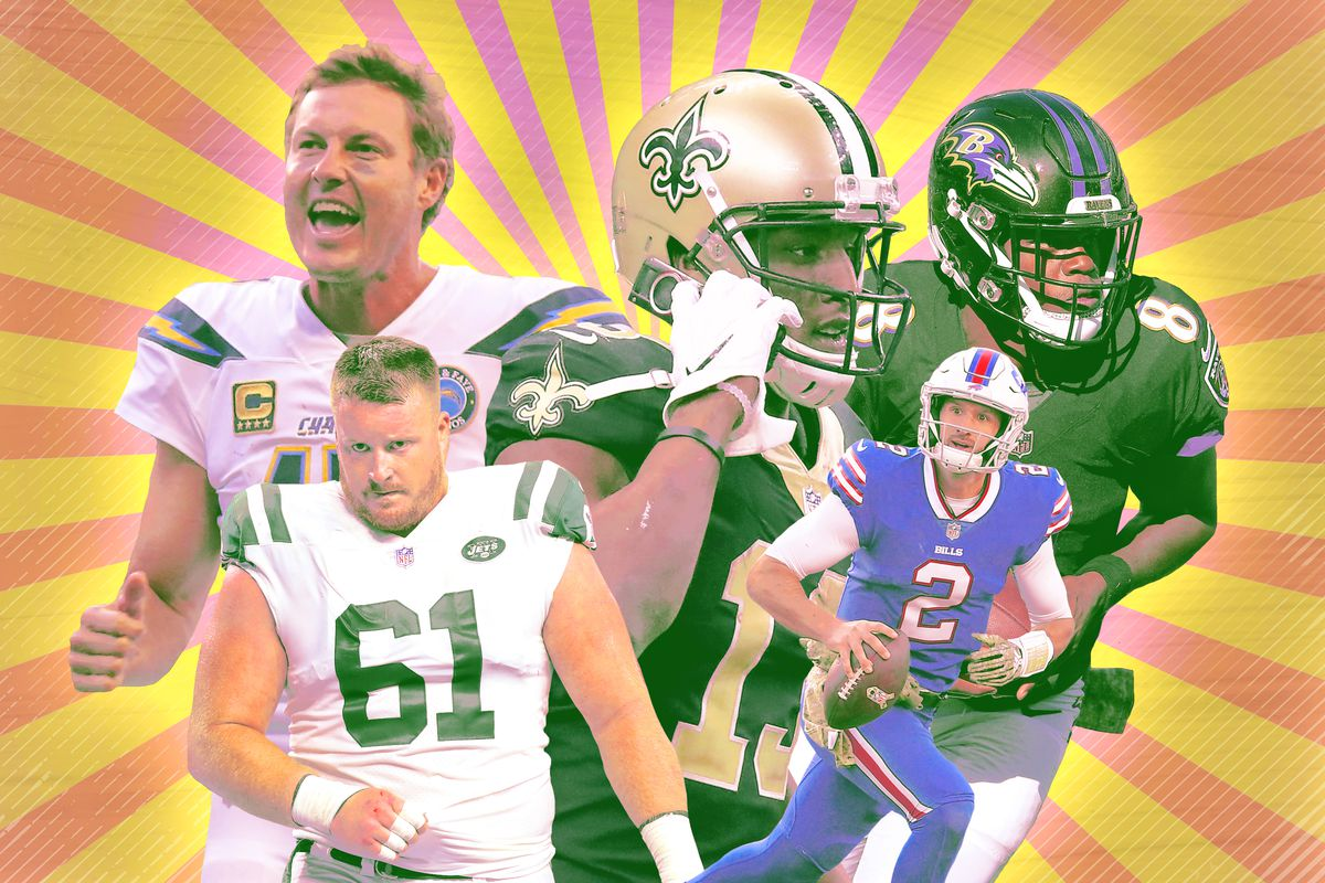 e21d2518456 The Winners and Losers From NFL Week 9 - The Ringer