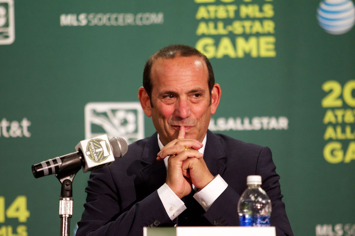 Based on today's statement by MLS commissioner Don Garber (above) it's a question of when, not if, MLS will expand.