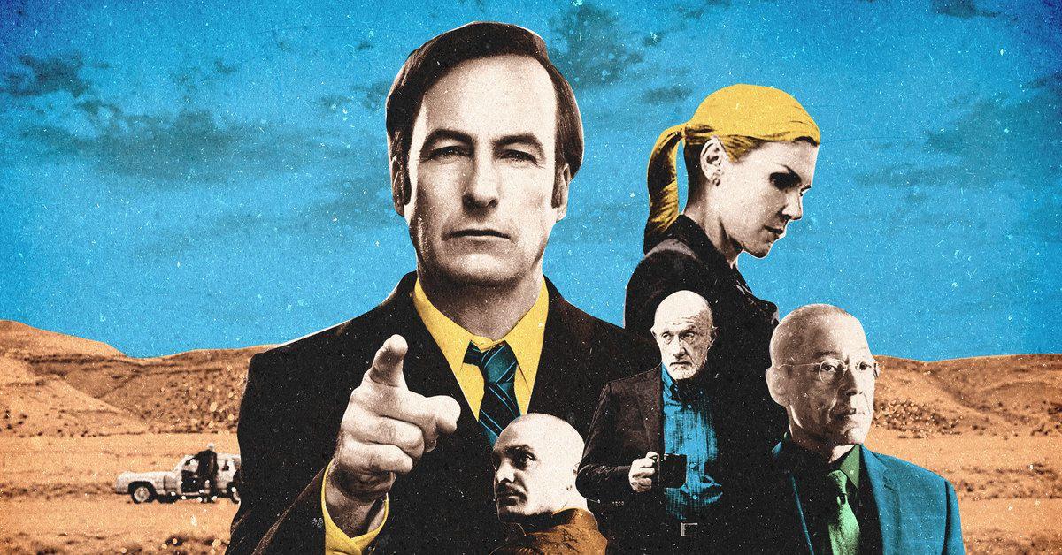 The 'Better Call Saul' Season 5 Entrance Survey