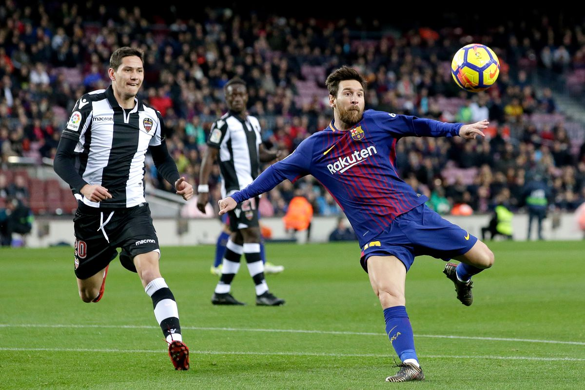 Image Result For Barcelona Vs Levante