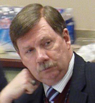 Aurora Superintendent John Barry / File photo