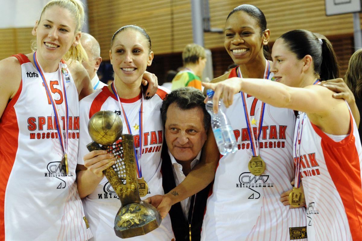 The owner of Spartak Moscow Shabtai von